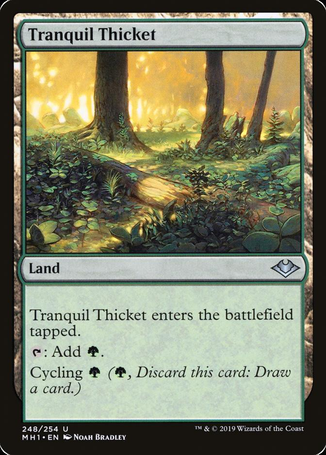 Tranquil Thicket [MH1]