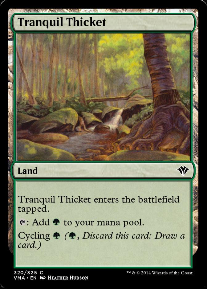 Tranquil Thicket [VMA]