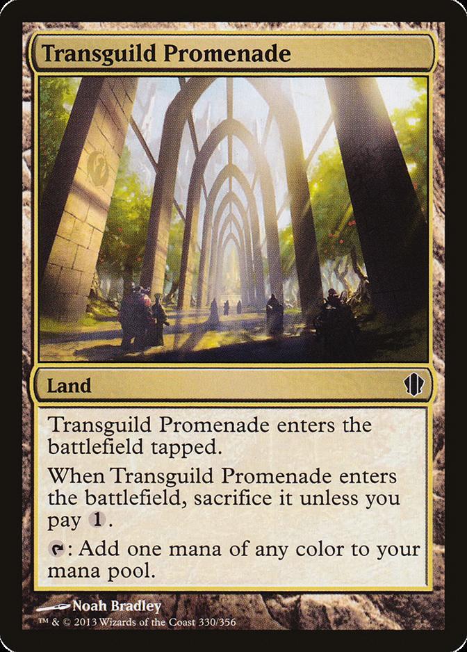 Transguild Promenade [C13]