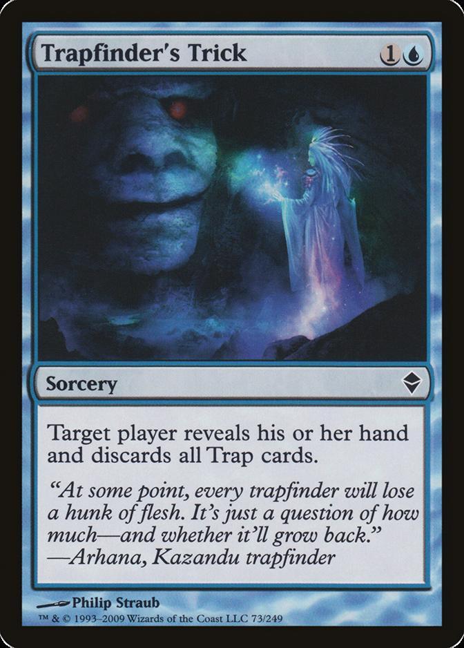Trapfinder's Trick [ZEN] (F)