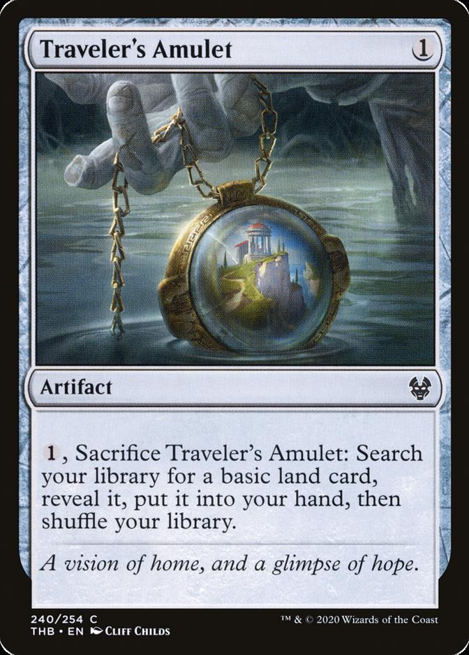 Traveler's Amulet [THB]