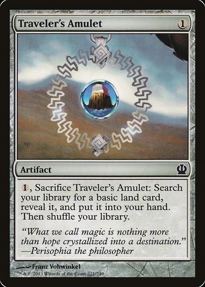 Traveler's Amulet [THS]