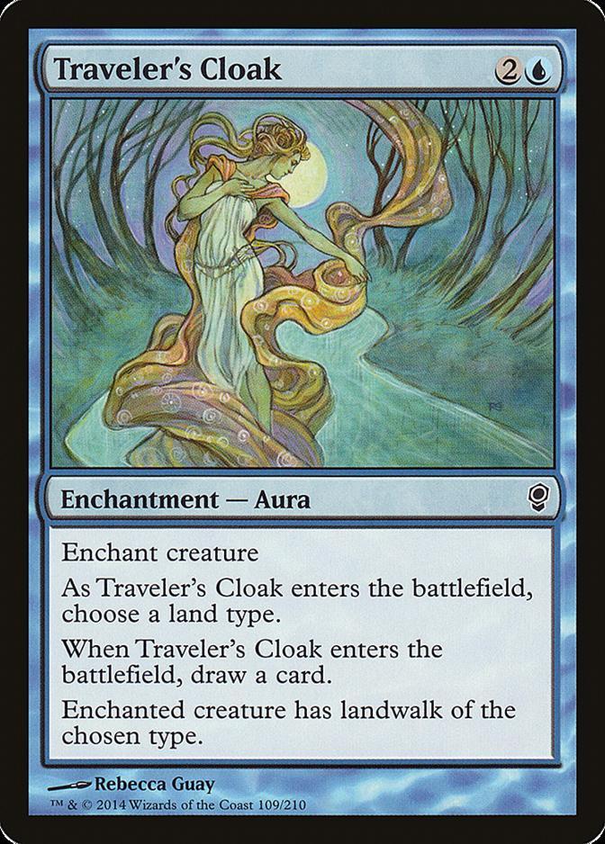 Traveler's Cloak [CNS]