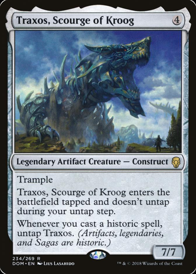 Traxos, Scourge of Kroog [DOM]
