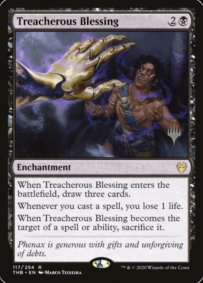 Treacherous Blessing [PPTHB]