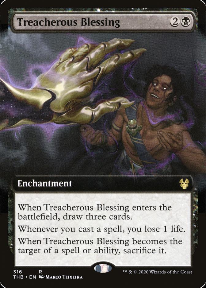 Treacherous Blessing [PTHB]