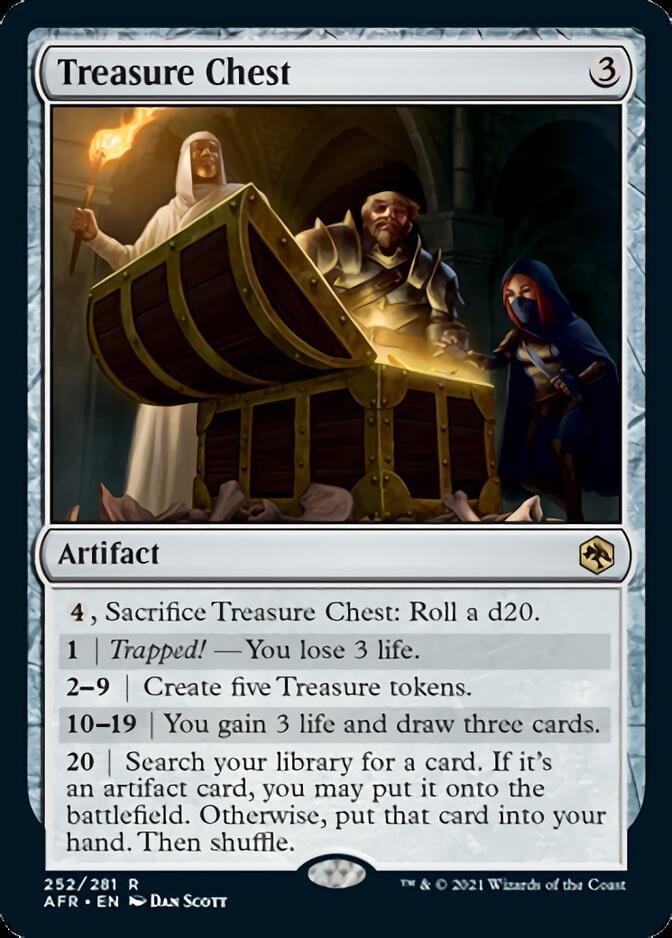 Treasure Chest [AFR]
