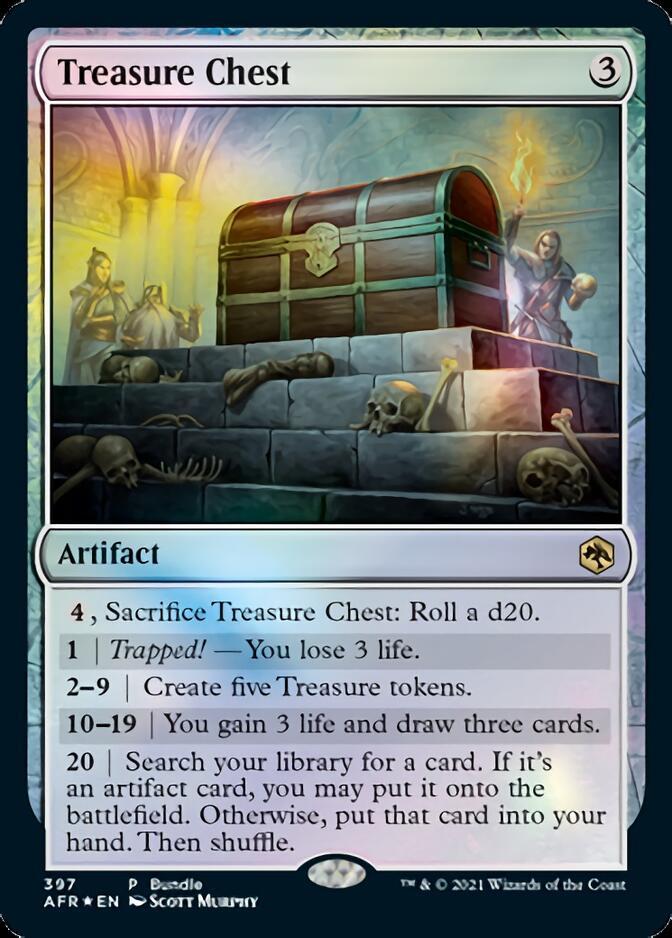 Treasure Chest <bundle> [AFR] (F)