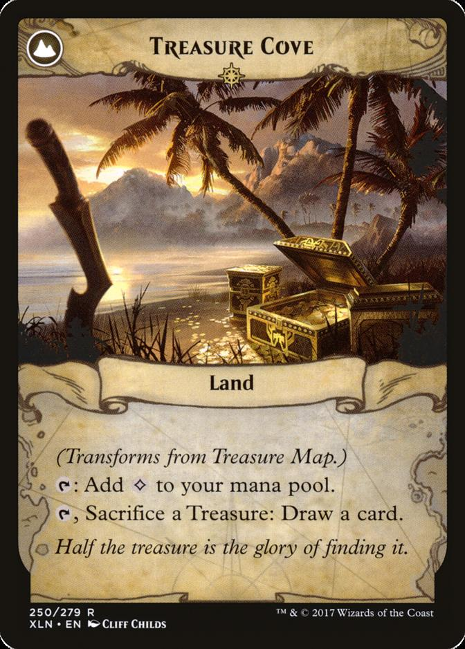 Treasure Cove [XLN]