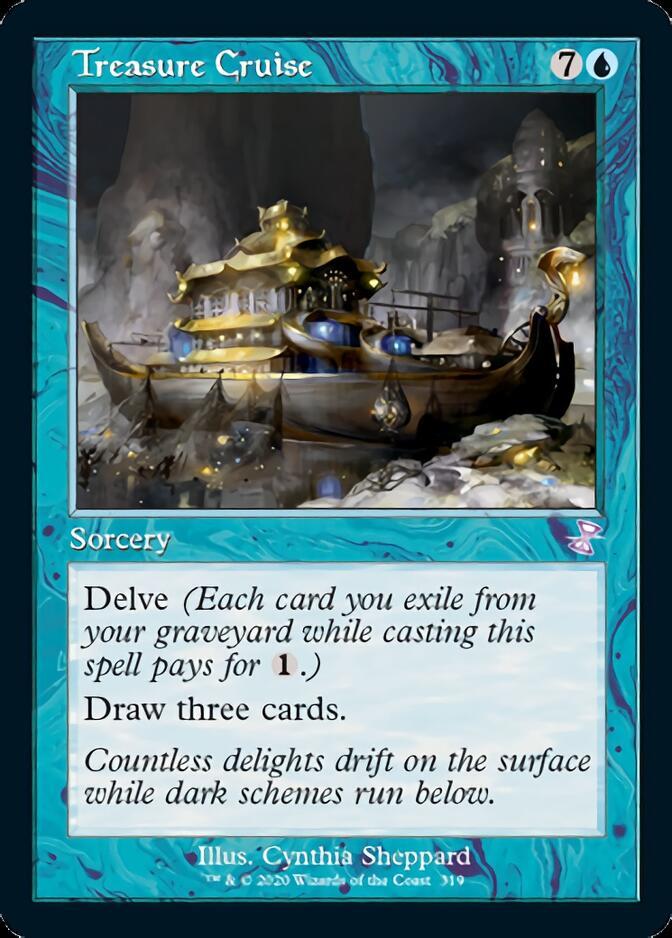 Treasure Cruise <timeshifted> [TSR]