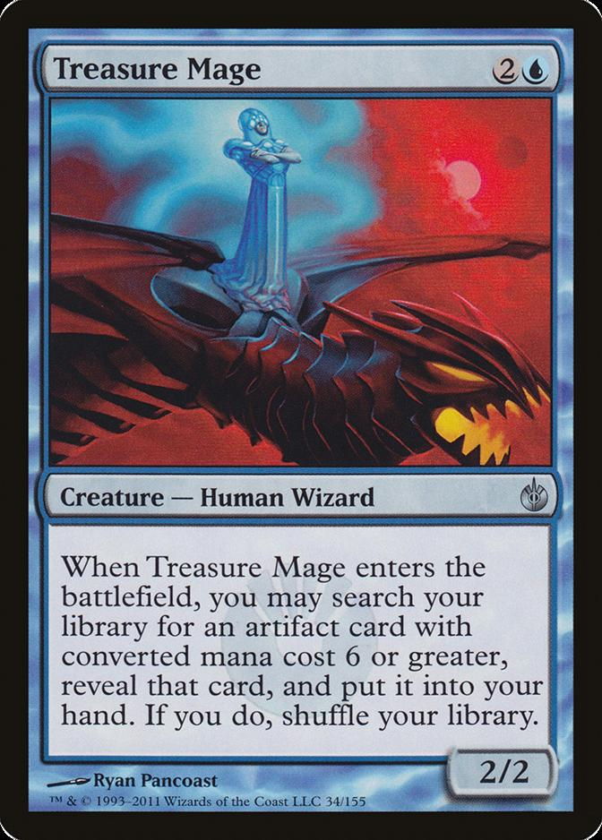 Treasure Mage [MBS]