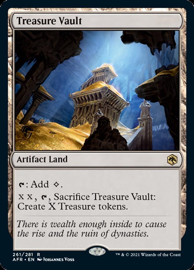Treasure Vault [AFR]