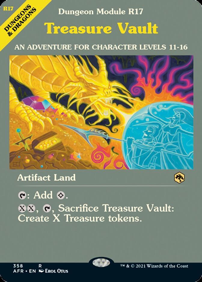 Treasure Vault <classic module> [AFR]