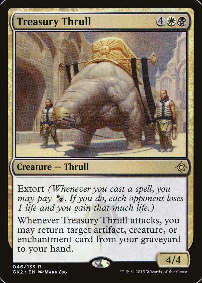 Treasury Thrull [GK2]