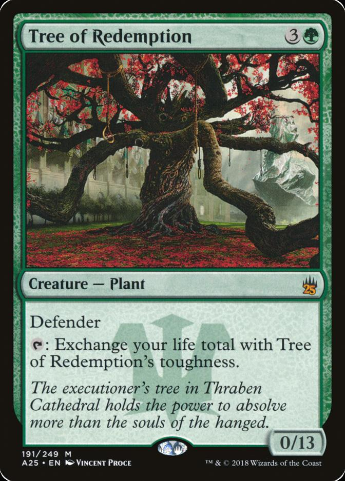 Tree of Redemption [A25]