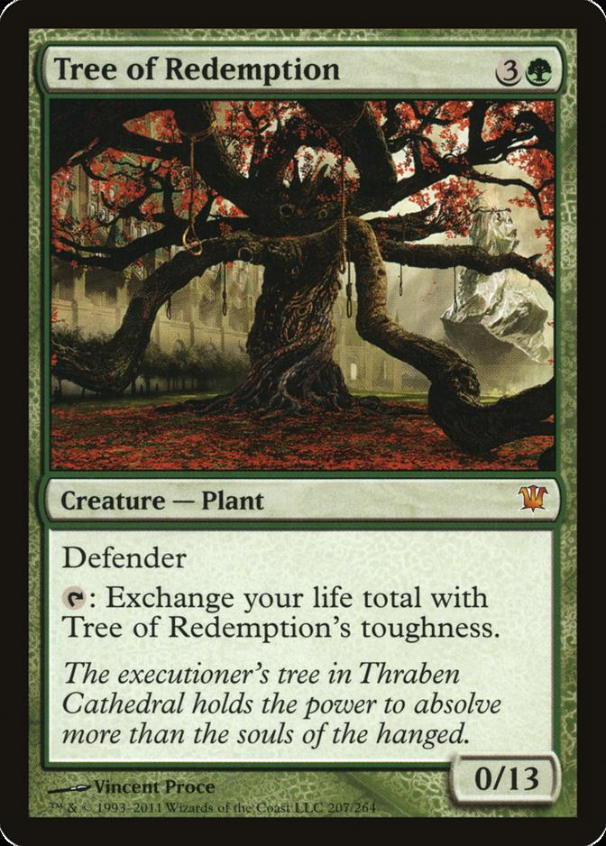 Tree of Redemption [ISD]