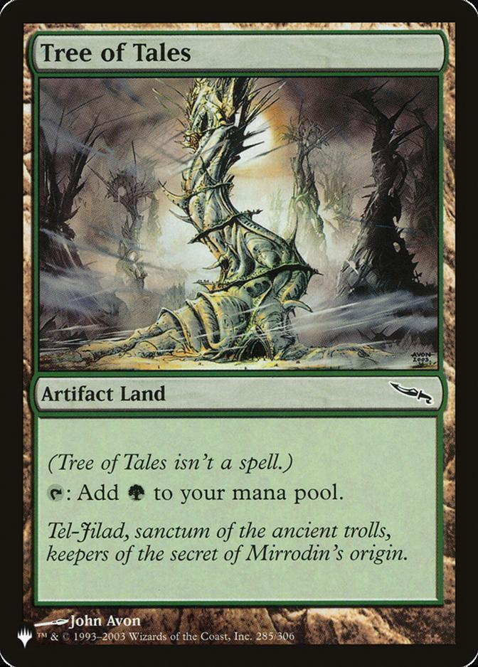 Tree of Tales [PLIST]