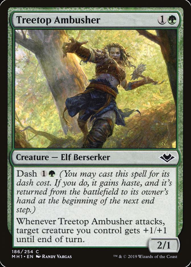 Treetop Ambusher [MH1]