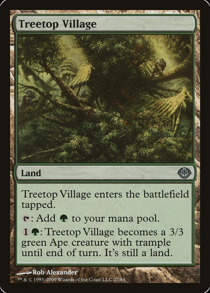 Treetop Village [DDD]