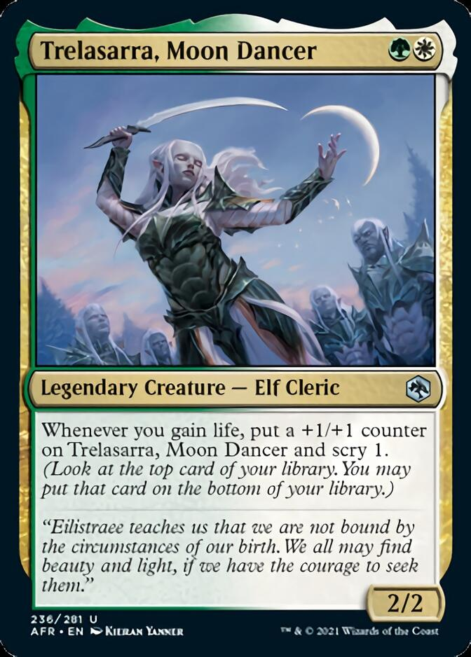 Trelasarra, Moon Dancer [AFR]