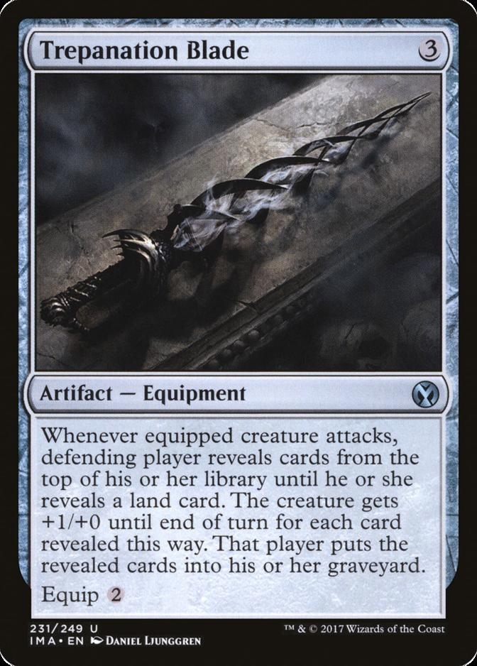 Trepanation Blade [IMA]