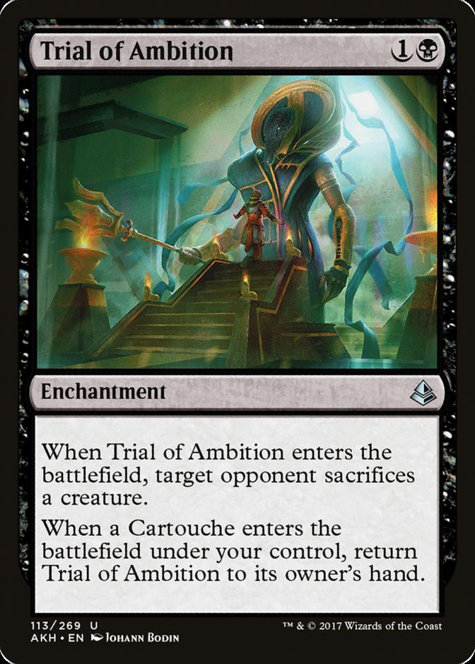 Trial of Ambition [AKH]