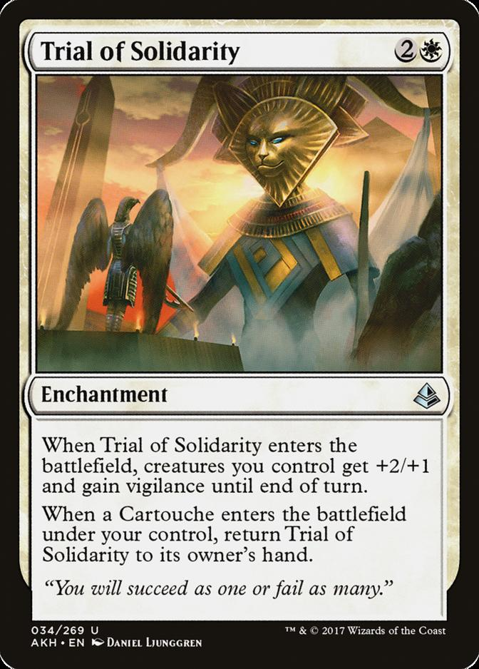 Trial of Solidarity [AKH]