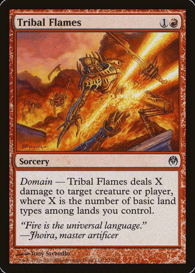 Tribal Flames [DDE]