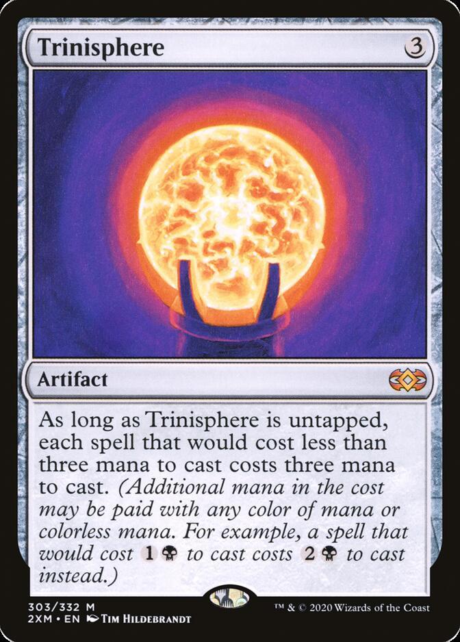 Trinisphere [2XM]