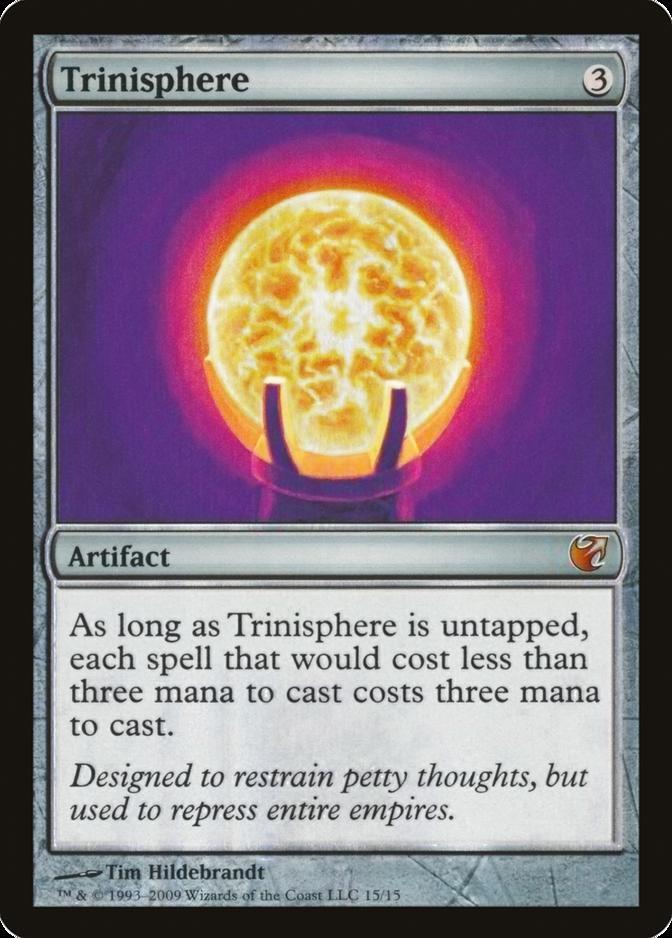 Trinisphere [V09]