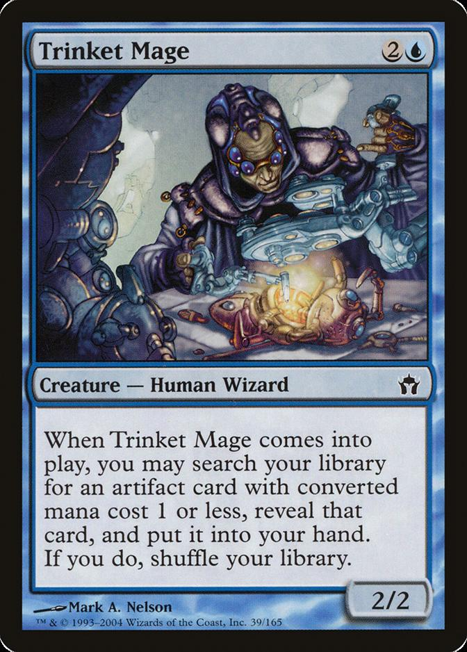 Trinket Mage [5DN]