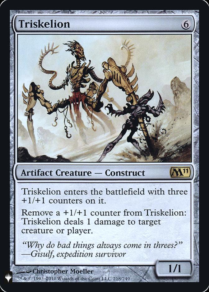 Triskelion [FMB1] (F)