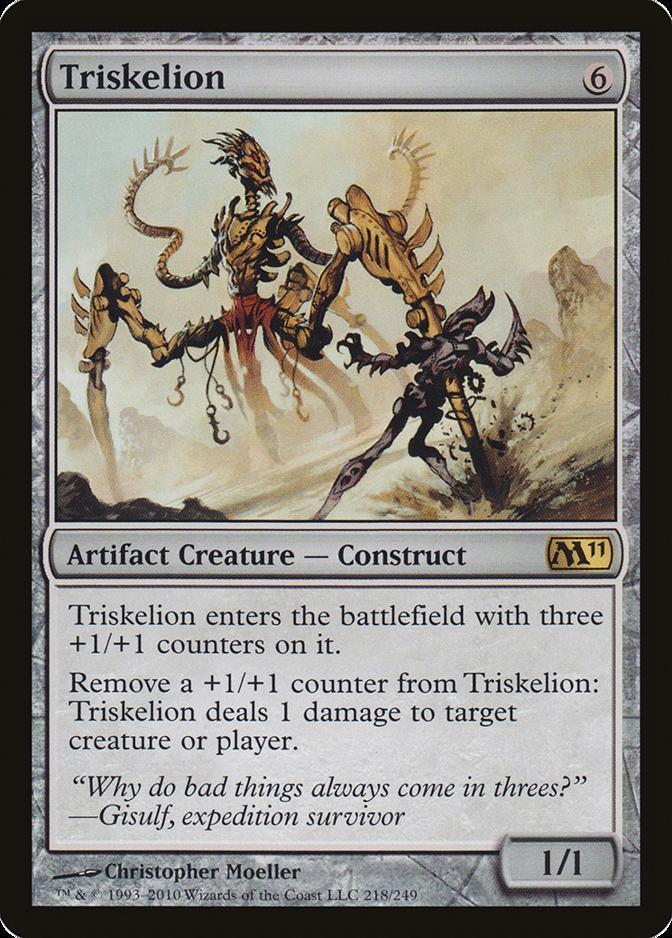 Triskelion [M11]