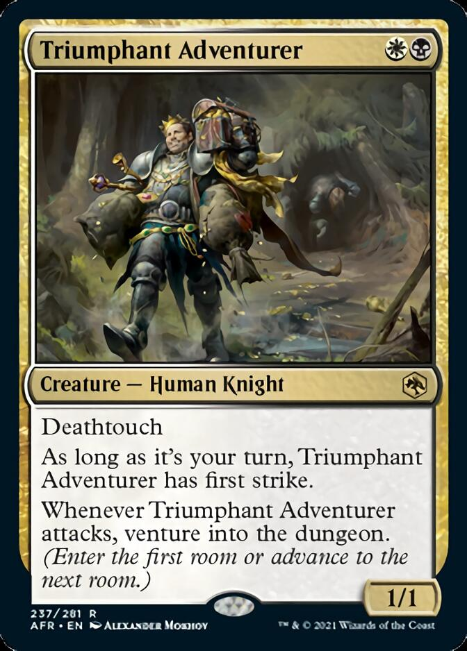 Triumphant Adventurer [AFR]