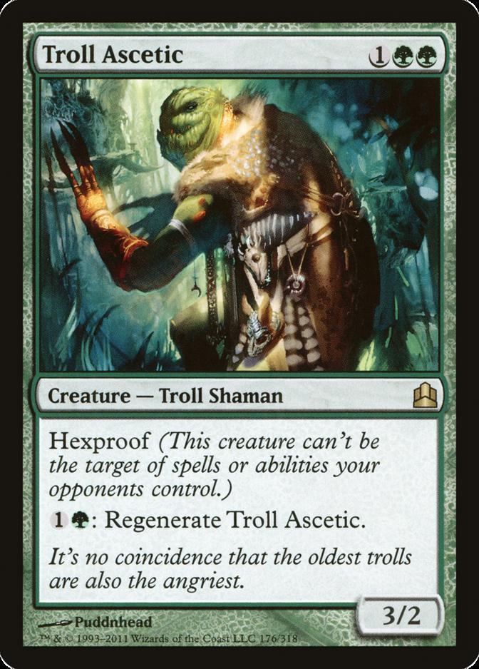 Troll Ascetic [CMD]