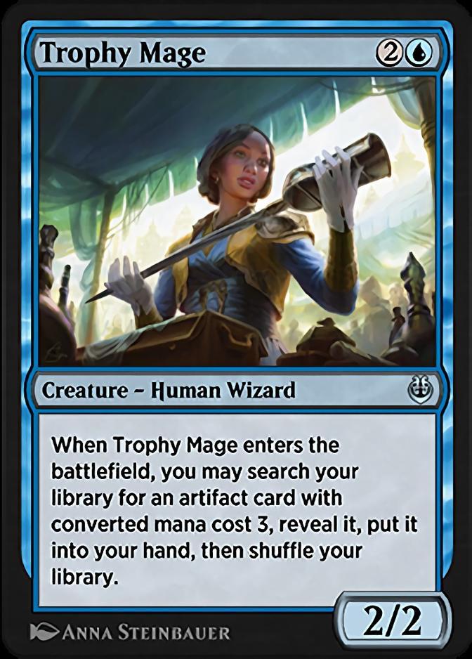 Trophy Mage [KLR]