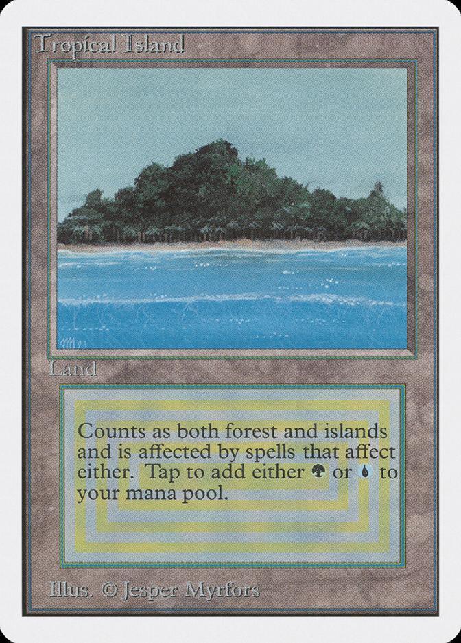 Tropical Island [2ED]