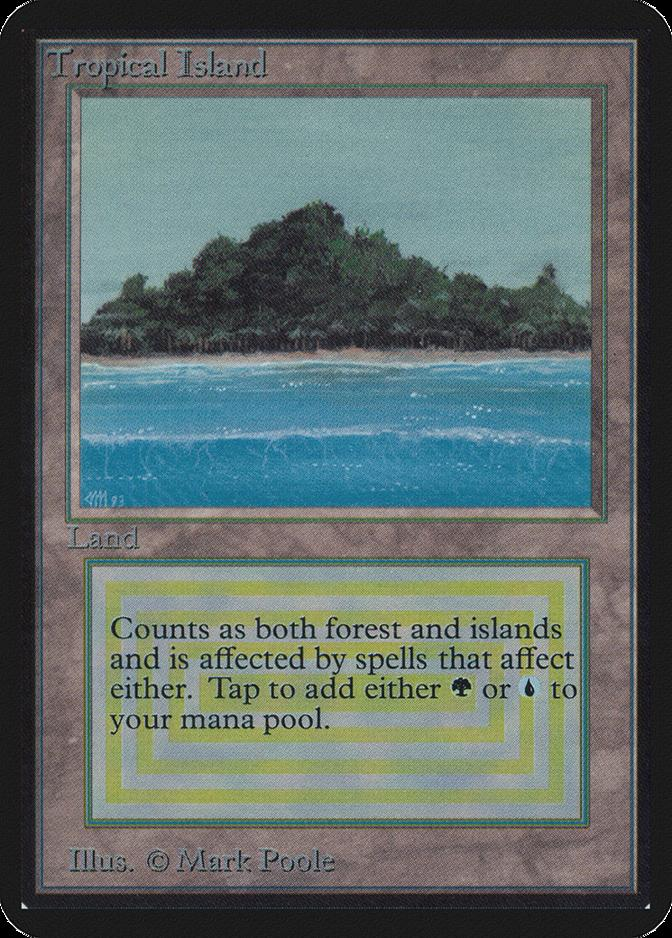 Tropical Island [LEA]