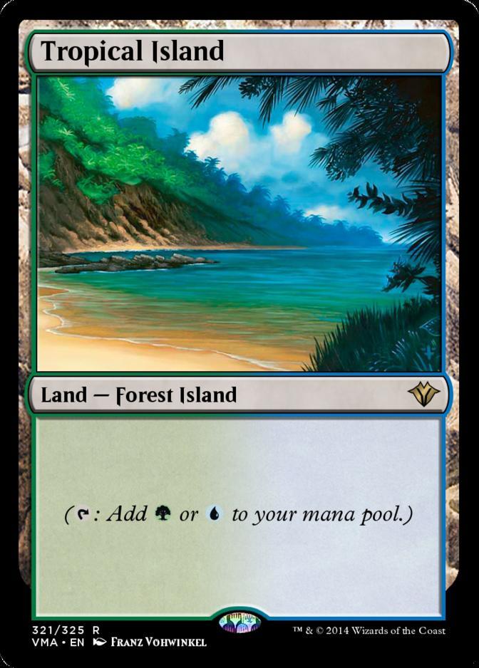 Tropical Island [VMA]