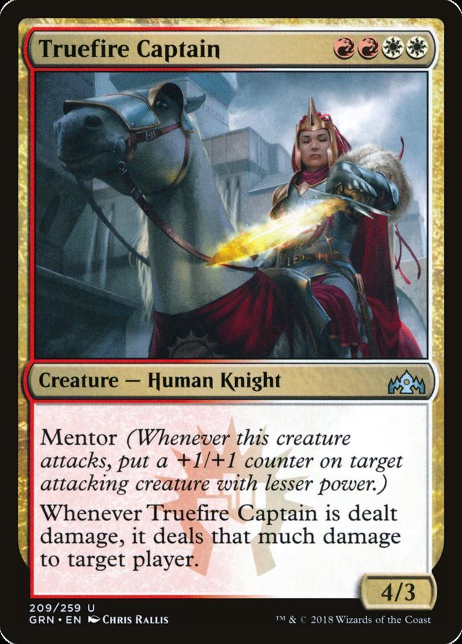 Truefire Captain [GRN]