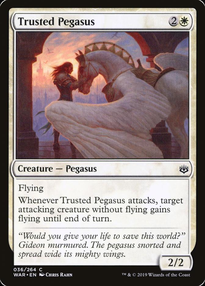 Trusted Pegasus [WAR]
