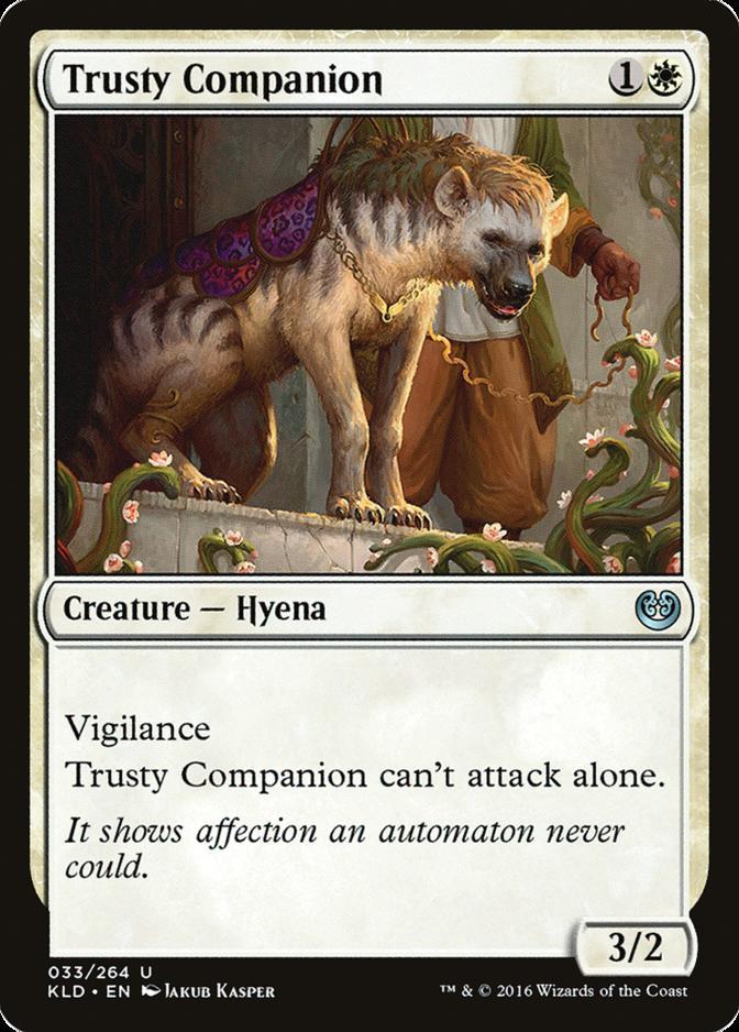 Trusty Companion [KLD]