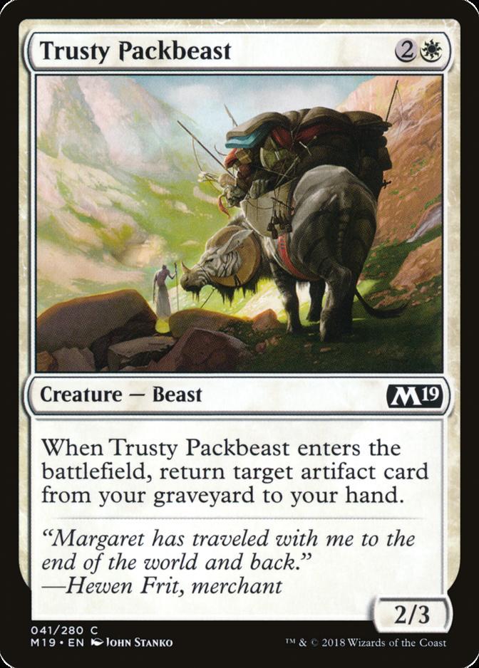 Trusty Packbeast [M19]