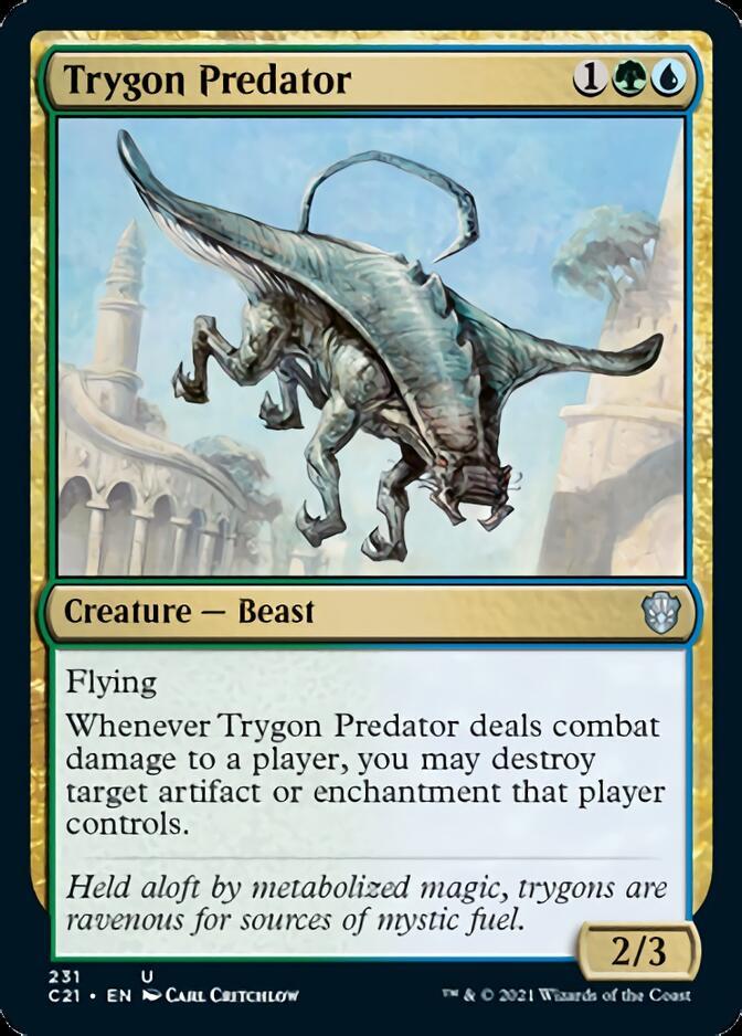 Trygon Predator [C21]