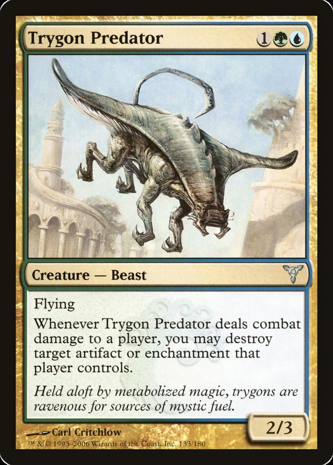 Trygon Predator [DIS]