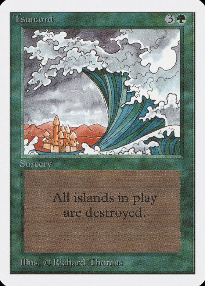 Tsunami [2ED]