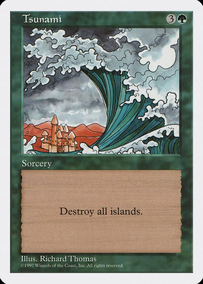 Tsunami [5ED]