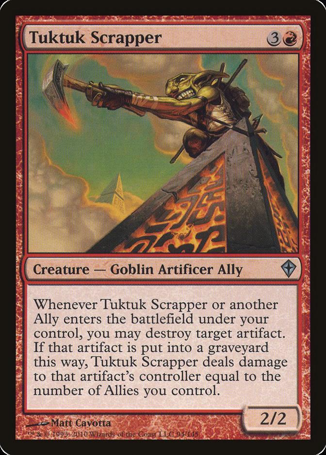 Tuktuk Scrapper [WWK] (F)