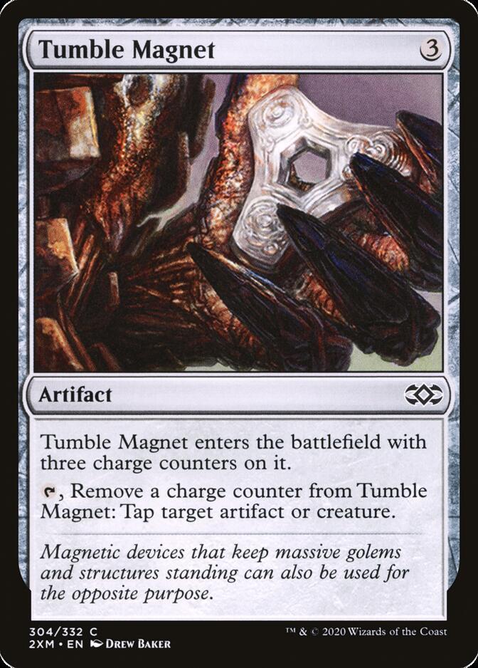 Tumble Magnet [2XM]