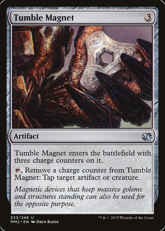 Tumble Magnet [MM2] (F)